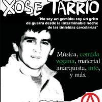 [México] Atividade antiprisão pela inauguração da Biblioteca Xosé Tarrío