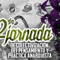 [Peru] 2ª Jornada de Coletivização do Pensamento e Prática Anarquista acontece neste sábado, em Lima