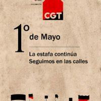 [Espanha] 1° de Maio: Tomar as ruas