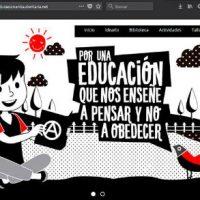 [Chile] Projeto EDA - Educação Antiautoritária lança novo portal na internet