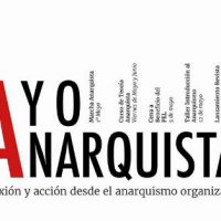 [Chile] Santiago: Maio Anarquista