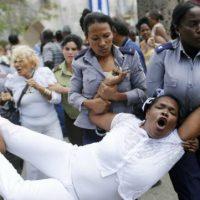 Cuba faz 319 detenções políticas antes de sucessão de Raúl, diz dissidência
