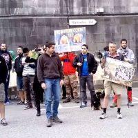 [Espanha] Condenam três moradores do Valle do Roncal que protestaram contra uma concentração nazi