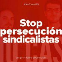 [Espanha] Crônica do primeiro dia de um julgamento sem provas