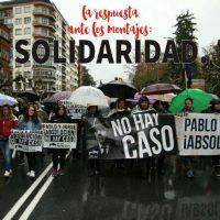 """[Espanha] Crônica do segundo dia do julgamento do """"Não caso"""" em Logroño"""
