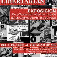 [Espanha] Exposição: Da Transição até Hoje através dos cartazes do 1º de Maio