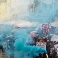 """[Espanha] Multitudinária manifestação pede a absolvição de Jorge e Pablo às vésperas do julgamento do """"Não Caso"""" do 14N"""
