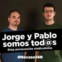 """[Espanha] O """"não-caso"""" do 14N: um processo contra a CNT"""