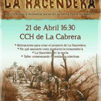 """[Espanha] Projeto """"La Hacendera"""" será apresentado nesta sexta-feira, em Sierra Norte"""