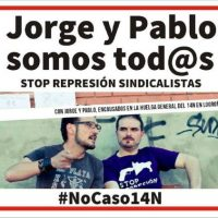 [Espanha] Três dias de julgamento por algo que não aconteceu
