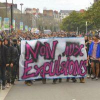 [França] Nantes: milhares de pessoas exigem a libertação da ZAD