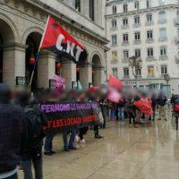 [França] Violência fascista, Câmara cúmplice!