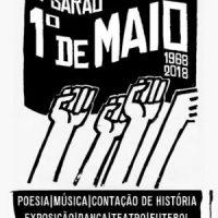 [Joinville-SC] IV Sarau 1º de Maio