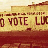 [Paraguai] Não votemos
