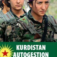 """[França] Lançamento: """"Curdistão, autogestão, revolução"""""""