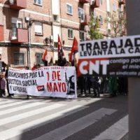 [Espanha] Crônica e comício 1º de Maio da CNT Valladolid