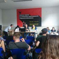 [Itália] Crônica do primeiro dia do Congresso Internacional