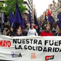 [Espanha] 1º de Maio: continuar avançando