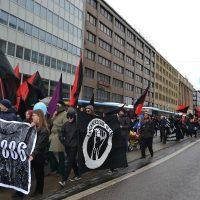 [Finlândia] 1º de Maio anarquista em Helsinque