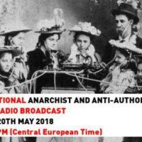 [Alemanha] 4ª Transmissão Internacional de Rádio Anarquista ao Vivo acontece neste domingo