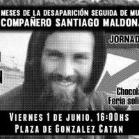 [Argentina] Jornada por Santiago Maldonado