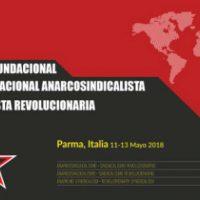 [Itália] Acontece neste fim de semana Congresso fundacional da nova Internacional anarcossindicalista