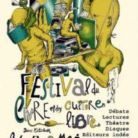 [França] Festival do livro e das culturas livres, de 4 a 6 de maio