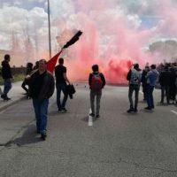 [Espanha] Madrid: Primeiro de Maio ante o CIE