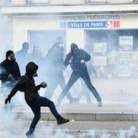 [França] 1º de Maio: 109 manifestantes permanecem detidos em Paris