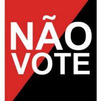 Não vote!