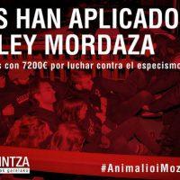 [País Basco] Lei Mordaça e multa de 7.200 € para xs companheirxs do coletivo Askekintza