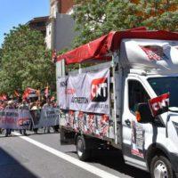 [Espanha] Sucesso na convocatória de manifestação alternativa da CNT Valência