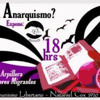 [Chile] Conversação: O que é o anarquismo?