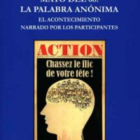 """[Espanha] Lançamento: """"Maio de 68: a palavra anônima. O acontecimento narrado pelos participantes"""", de Nicolas Daum"""