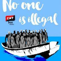 [Espanha] Ninguém é ilegal!