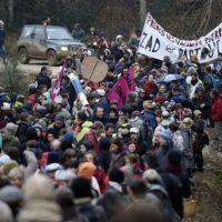"""[França] """"Da ZAD ao Mundo"""": Mensagem urgente de apelo à solidariedade permanente!"""