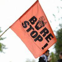 [França] Manifestação selvagem contra o cemitério nuclear de Bure