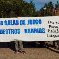 [Galícia] Manifestação contra as Salas de Jogo