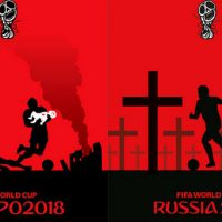 [Rússia] Boicotar a Copa do Mundo e todos os eventos conectados a ela
