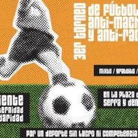 [Uruguai] O terceiro torneio de futebol antissexista e antirracista está chegando...