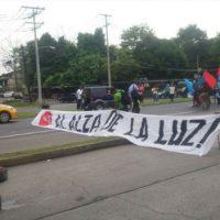 Aumento da energia elétrica gera protestos no Panamá