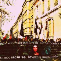 [Chile] Chamado a 20 anos do assassinato de Claudia López: Nenhum Minuto de Silêncio, Toda uma Vida de Combate!