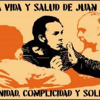 [Chile] Comunicado do prisioneiro subversivo Juan Aliste Vega desde o Hospital Penitenciário