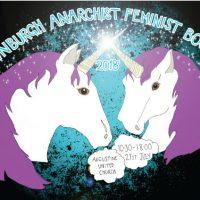 [Escócia] Feira do Livro Anarquista e Feminista de Edimburgo 2018
