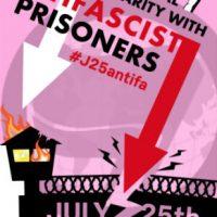 [EUA] 25 de julho de 2018: Quarto Dia Internacional de Solidariedade com os Prisioneiros Antifascistas