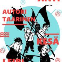 [Finlândia] Acampamento de Verão Antiautoritário em Pirkanmaa, de 1º a 5 de agosto