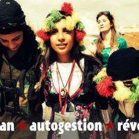 [França] Curdistão, revolução, autogestão