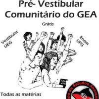 [Goiânia-GO] Cursinho pré-vestibular comunitário precisa de professoras e professores voluntários