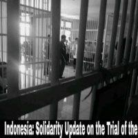 [Indonésia] Atualização sobre o julgamento dos quatros anarquistas presos em Yogyakarta