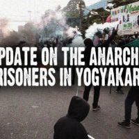 [Indonésia] Atualização sobre os anarquistas feitos prisioneiros em Yogyakarta